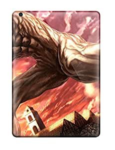 ZippyDoritEduard Case Cover Protector Specially Made For Ipad Air Attack On Titan