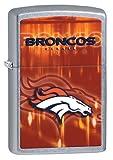 Personalized Zippo Lighter NFL Denver Broncos - Free Laser Engraving
