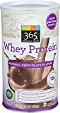 365 Everyday Value, Whey Protein Powder, Natural Chocolate Flavor  , 16.1 oz