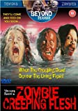 Zombie Creeping Flesh (Beyond Terror) [DVD] cover.
