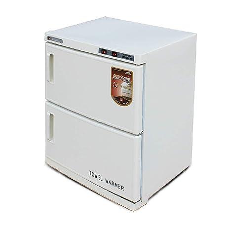 Ciaer 32L Esterilizador de Toallas para UV 2 En 1 Calentador y Maquina Desinfeccion de Toallas