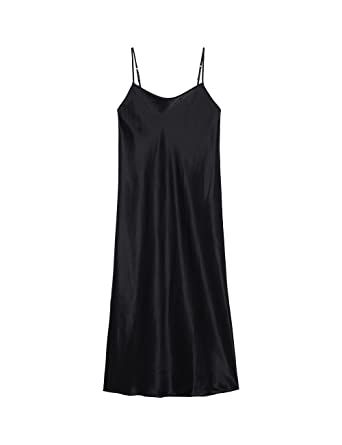 b36ef60efd35 Intimissimi Womens Midi-Length Slip in Silk: Amazon.co.uk: Clothing