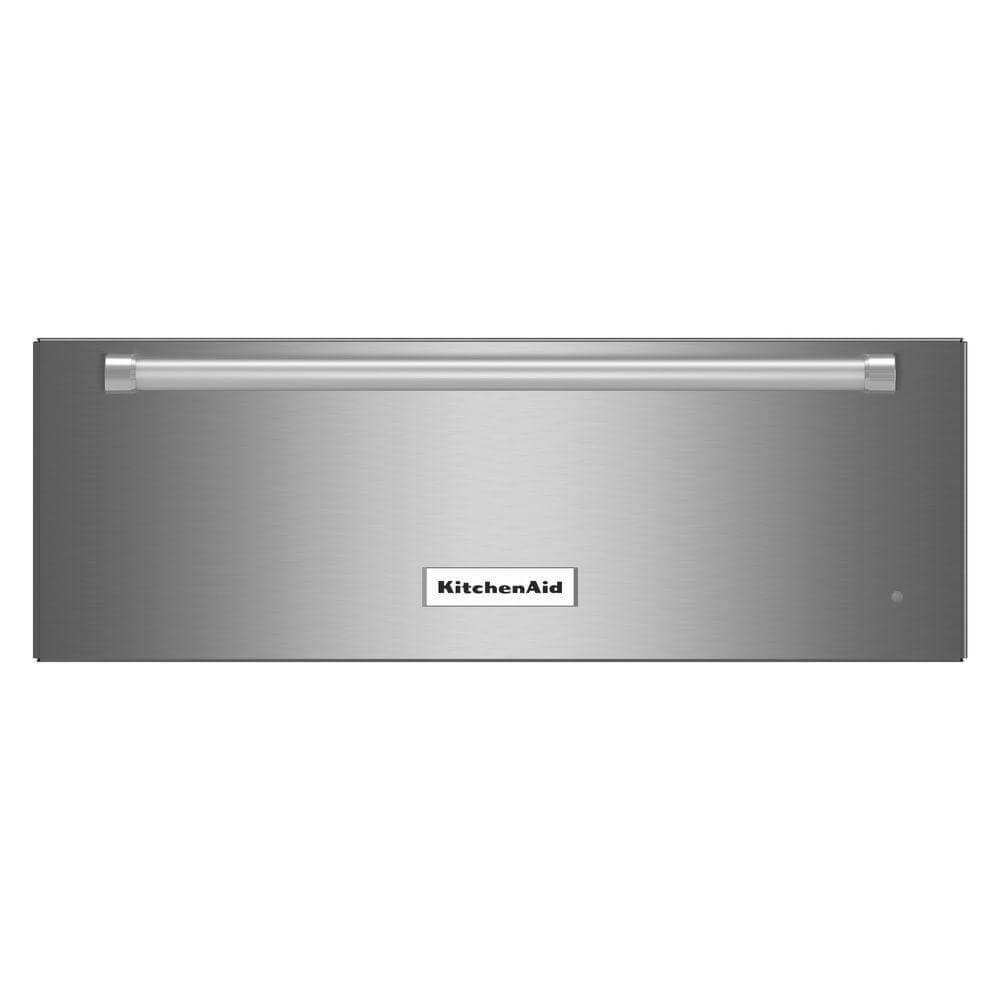 KitchenAid 30' Stainless Steel Slow Cook Warming Drawer KOWT100ESS