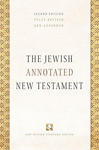[Free] The Jewish Annotated New Testament E.P.U.B