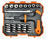 32 In One Multi-functional Precision Screwdriver Set Bronze Box Home Use