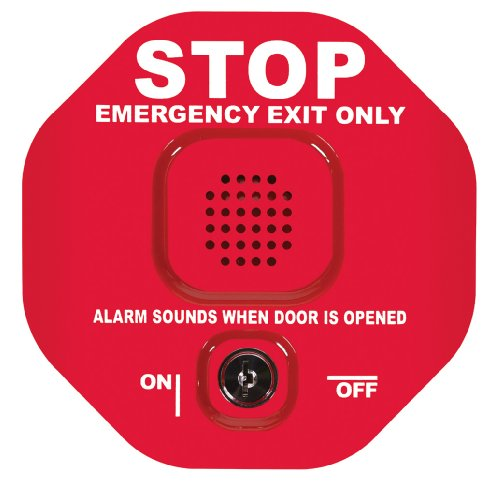 ternational, Inc. STI-6400 Exit Stopper Multifunction Door Alarm, Helps Prevent Unauthorized Exits or Entries Through Emergency Doors (Sti Stopper)