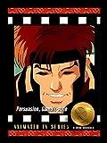 1993 Skybox X-Men Series 2 II #93 Persuasion, Gambit-Style