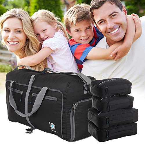 Bago Packing Cubes - Travel Organizer For Luggage - Solitary Moderate Cube... - 51us8XJR3IL