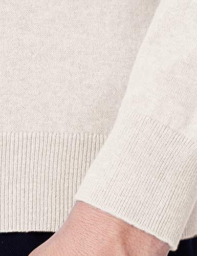 Marchio Amazon – MERAKI Pullover Cotone Uomo Girocollo