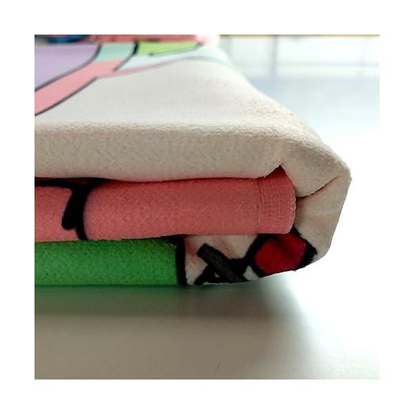 LolaPix Toalla baño Personalizada con Foto con Foto/Imagen/Texto/Nombre. Toalla de baño de algodón. Toalla Personalizada… 6