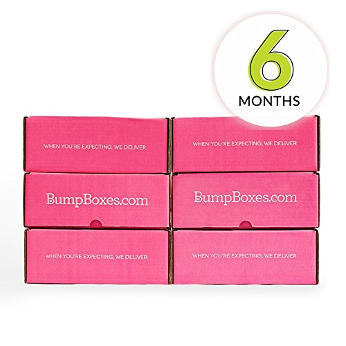 Review Bump Boxes- 6 Month