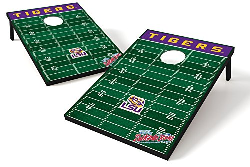 Wild Sports NCAA College LSU Tigers Tailgate Toss Game