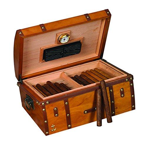 Humidor Supreme 200-Cigar 'Gold Rush' Humidor by Humidor Supreme