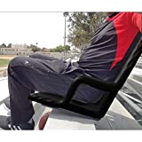 Home-Complete Stadium Seat Chair 2 Pack- Wide