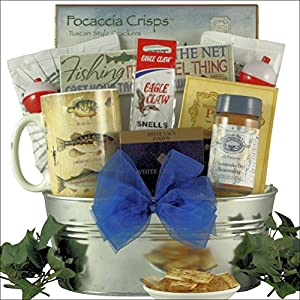 Gone' Fishing!: Father's Day Fishing Gift Basket