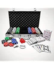 #winning 300 Piece Poker Set Including Chips - Professional Edition