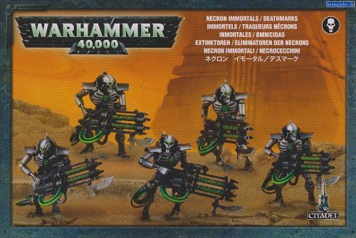 Necron: Immortals / Deathmarks (2011) by Games Workshop by Games Workshop