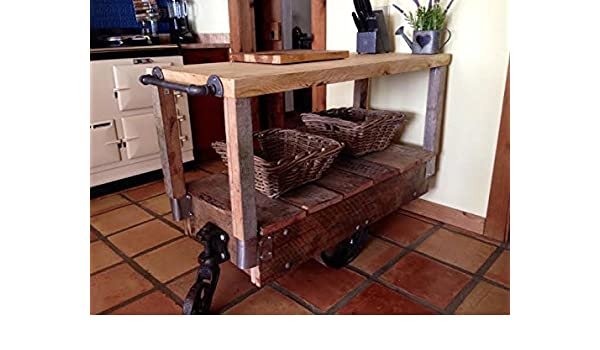 Amazon.com: French Country Primitive Industrial Kitchen ...
