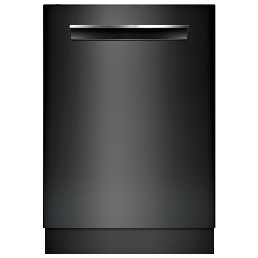 "Bosch SHPM65W56N 24"" 500 Series Built In Fully Integrated Dishwasher with 5 Wash Cycles, in Black"