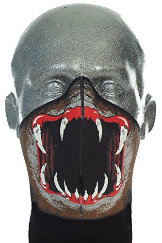 Bandero Biker Mask Slayer (Long Neck)