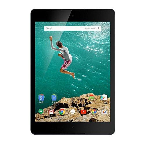 HTC Google Nexus 9 16GB Android 5.0 (Lollipop) Phone / Tablet PC -International Version (Black)