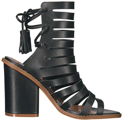 Steve Madden Womens Pipa Dress Sandal Black