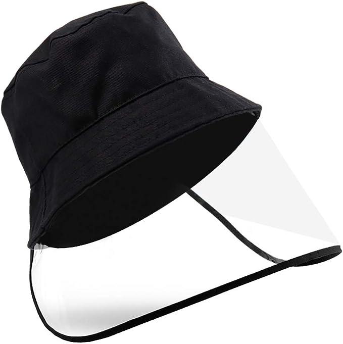 baowen Cappello da Pescatore Snoopy e Peanuts Stampato Cappellino Estivo da Esterno Ripiegabile Cappelli da Pesca Boonie Neri