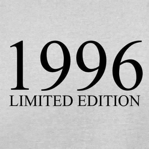 1996 Limierte Auflage / Limited Edition - 21. Geburtstag - Herren T-Shirt - Hellgrau - XL