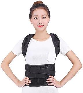 Old Man Liu-JZL-B046D Posture Correcteur Support,Correction du Rachis Améliorer Le Bosse Étirez Le Dos,pour Les Enfants et Les Adultes Taille (XS-XL)