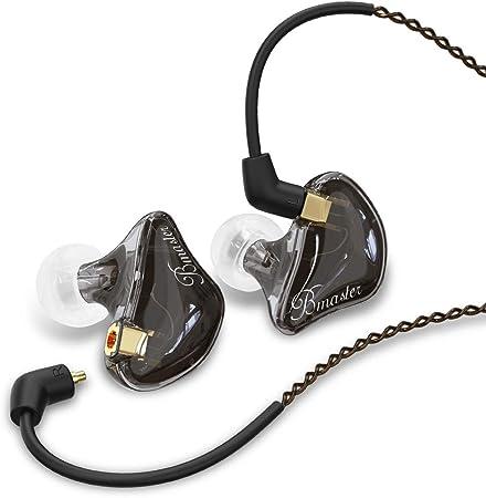 Basn Bmaster In Ear Monitor Kopfhörer Dreifache Elektronik