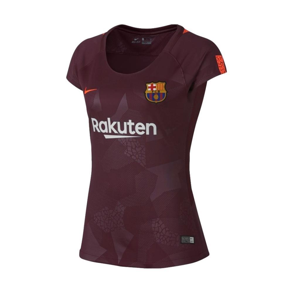 Nike 2017-2018 Barcelona Third Ladies Football Soccer T-Shirt Trikot