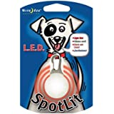 Nite Ize Spotlit LED Collar Light - Red