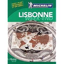 Lisbonne - Guide vert W-E 2013 avec plan détachable