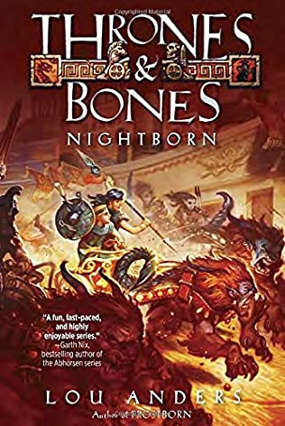 book cover of Nightborn