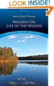 #8: Walden; Or, Life in the Woods (Dover Thrift Editions)