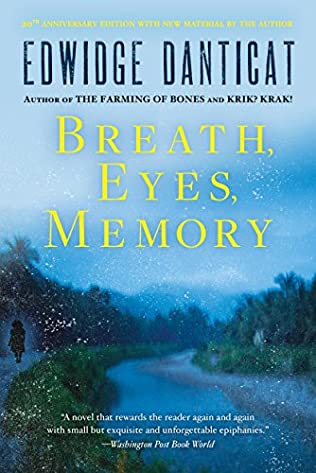book cover of Breath, Eyes, Memory