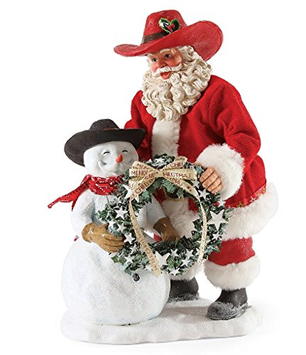 Enesco Cuspd Christmas on The Ranch