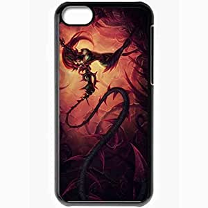 XiFu*MeiPersonalized ipod touch 4 Cell phone Case/Cover Skin League Of Legends BlackXiFu*Mei