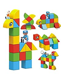 BlueEagle Magnetic Building Blocks Kids Toys Set 30 Pcs BOBEBE Online Baby Store From New York to Miami and Los Angeles