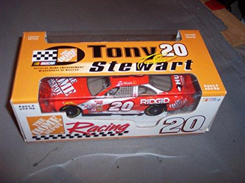 (1999 1:24 Action Tony Stewart Rookie #20 Home Depot Pontiac Grand Prix)