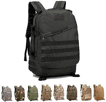 UK 30L Men Military Tactical Army Rucksacks Molle Backpack Camping Hiking Bag MS