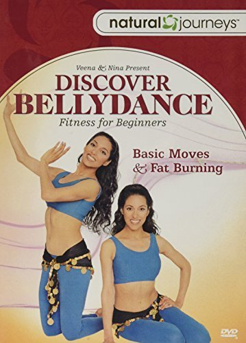 Bellydance Fitness for Beginners - Basic Moves & Fat Burning