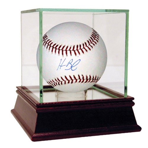 Homer Bailey Signed Baseball (Cincinnati Reds Hand Signed)