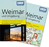 Weimar und Umgebung - DuMont Reise-Taschenbuch mit Extra-Reisekarte und 10 Entdeckungstouren