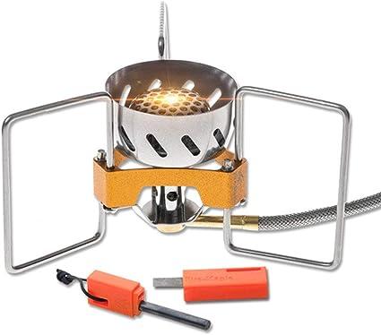 Estufa de Gas de Camping, Multi-función Split Tipo Mini ...