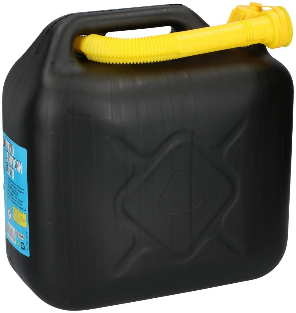 2x Kraftstoffkanister 10L Benzinkanister Diesel Reserve Kanister f/ür Auto Roller