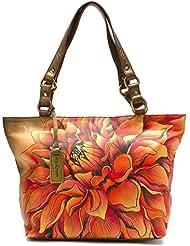 Anuschka Classic Large Shoulder Bag