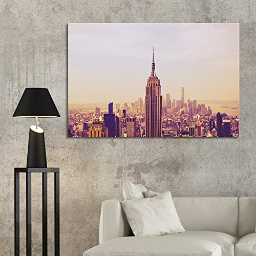Cityscape of New York City Skyline '