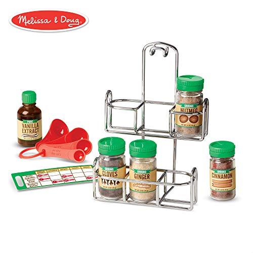Melissa & Doug Let's Play House! Baking Spice Set