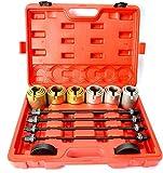 FreeTec Universal Press and Pull Sleeve Kit Bushing Bearings and Seals Removal Installation Kit